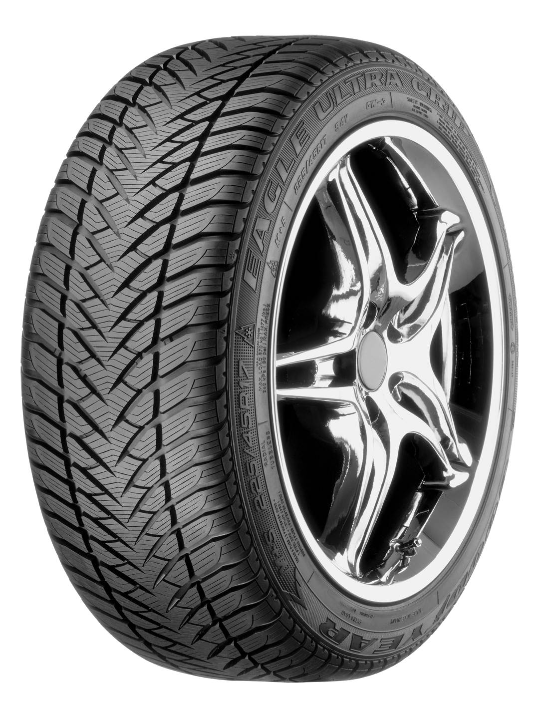 Proper Rotation Of Tires >> Police Tires | Goodyear Government Sales